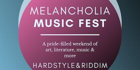 Melancholia Fest 2019 GA tickets