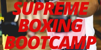 SUPREME Boxing Bootcamp