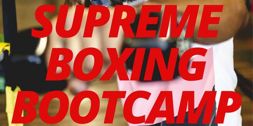 SUPREME Boxing Bootcamp