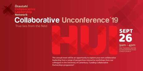 Collaboration Unconference 2019 tickets