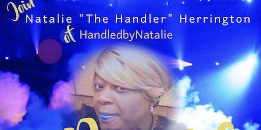 HandledbyNatalie's Resume Pop Up
