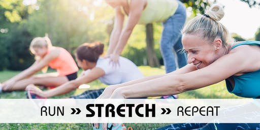 Stretching Workshop - at the Fishers Runners Forum
