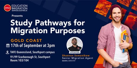 Study Pathways for Migration Purposes in Gold Coast tickets