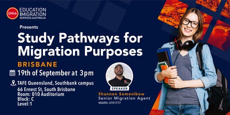 Study Pathways for  Migration Purposes in Brisbane tickets