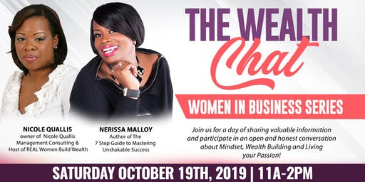 The Wealth Chat: Women In Business Edition