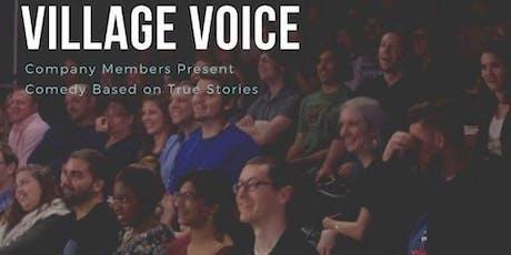 Village Voice tickets