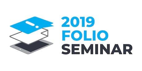 Folio Seminar tickets