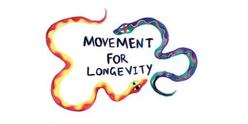 Movement for Longevity with Balanced Studio and Soisci Porchetta