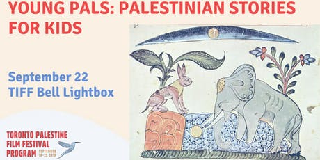 Young Pals - Palestinian Stories for Kids tickets