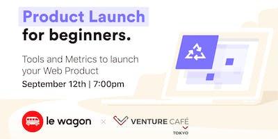 Launch your Web Product - Workshop
