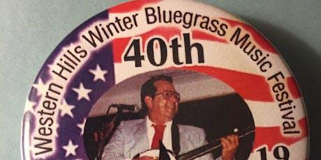 Western Hills 41st Annual Bluegrass Festival tickets