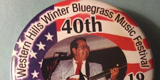 Western Hills 41st Annual Bluegrass Festival