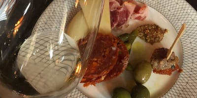 Wine Tasting and Food Pairing in Forest Park