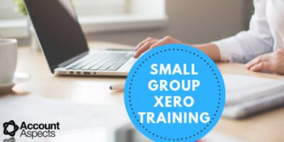 Xero Small Group Training Workshop