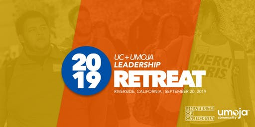2019 UC-Umoja Leadership Retreat