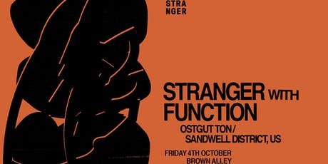 stranger with Function tickets