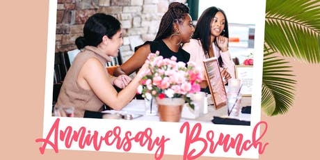 Chat It Up Anniversary Brunch tickets