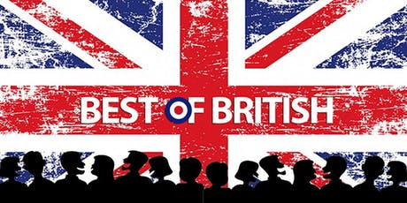 Best of British tickets