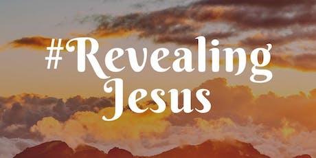 Revealing Jesus tickets