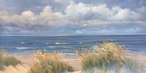 3 Days: Dramatic Skies of the Lowcountry: an Oil Painting Workshop w/ Peggy Ellis