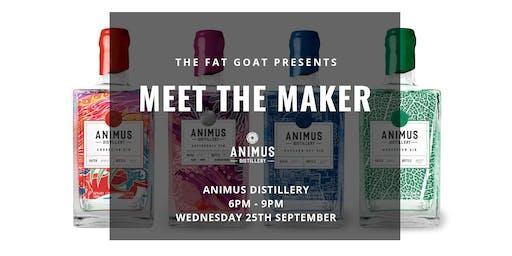 Fat Goat Meet the Maker: Animus Distillery
