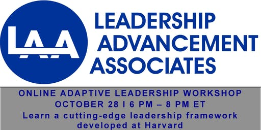 Online Adaptive Leadership Workshop