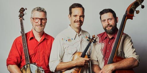 Lonesome Ace Stringband - Nanaimo concert
