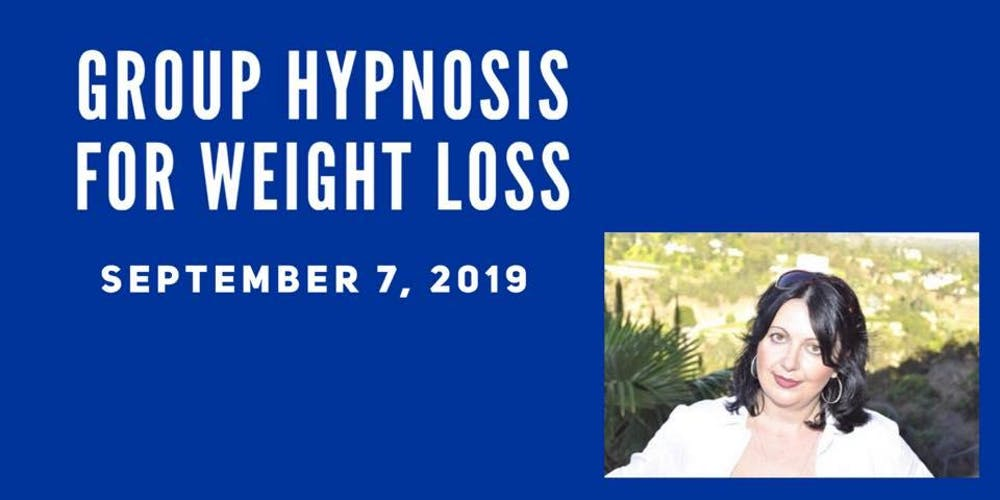 Group Hypnosis for Weight Loss