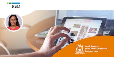 Digital Marketing Essentials (Geraldton) tickets