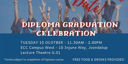 Diploma Graduation Celebration - Class 201902