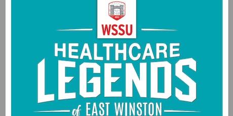 WSSU Healthcare Legends Celebration & In the Beginning Part 2  tickets