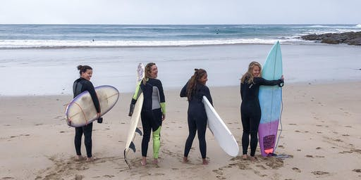 Surf Style Training Kennett River Camp - Nov '19