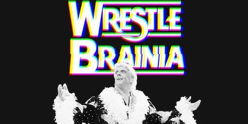 Wrestlebrania - A wrestling comedy panel show