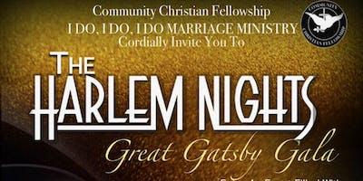 The Harlem Nights Great Gatsby Gala