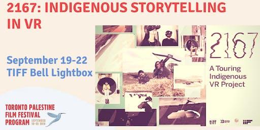2167: Indigenous Storytelling in VR