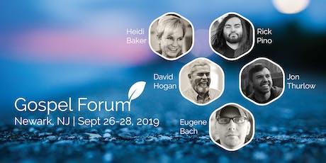 Gospel Forum 2019 tickets