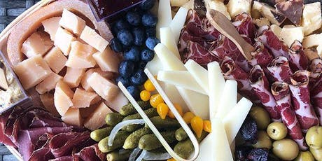 BUILD A CHEESE BOARD LIKE A PRO tickets