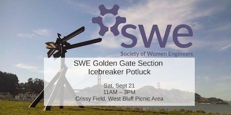 SWE-GGS Icebreaker Potluck tickets