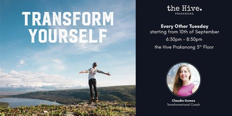 Transform Yourself! with Claudia Gomes tickets