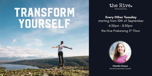 Transform Yourself! with Claudia Gomes