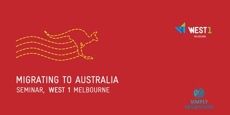 WEST 1 Seminar, Migrating to Australia tickets