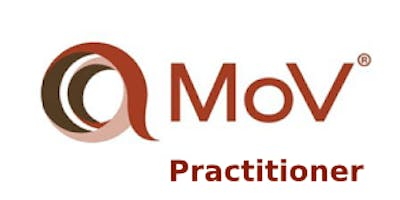 Management of Value (MoV) Practitioner 2 Days Training in Sheffield