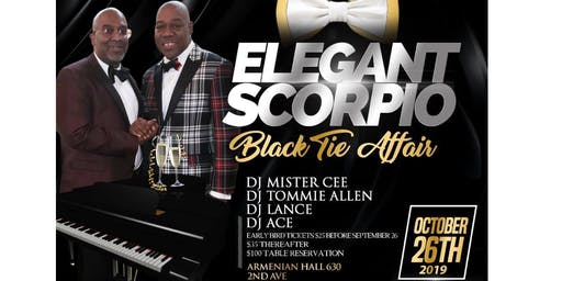 Dj Tommie Allen and Dj Lance Black Tie Affair
