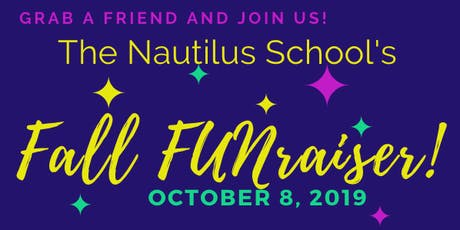 The Nautilus School's Fall FUNraiser tickets
