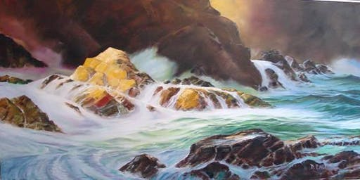 4 Weeks: Open Oil & Acrylic Painting with Instruction & Critique (November) w/ Dennis Lake