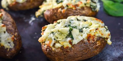 Baked Potato Night