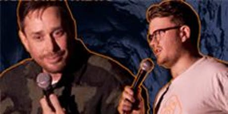 JACK MARSHO & JAMES MATTHEWS - Common Gold - Comedy tickets