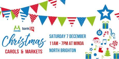 Minda Christmas Carols & Markets tickets