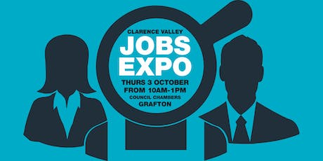 2019 Clarence Valley Jobs Expo tickets