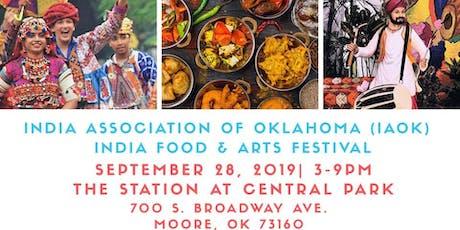India Food & Arts Festival entradas